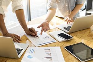 digiralni marketing, vodenje projekta