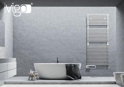 Izdelki iVigo EHR PRO za ogrevanje kopalnice