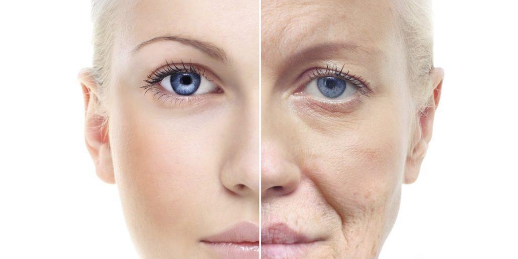 lepa koža v zrelem obdobju življenja