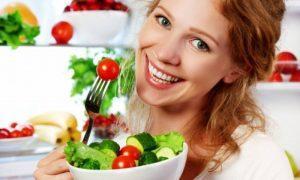 uravnotežena prehrana za zdravo kožo